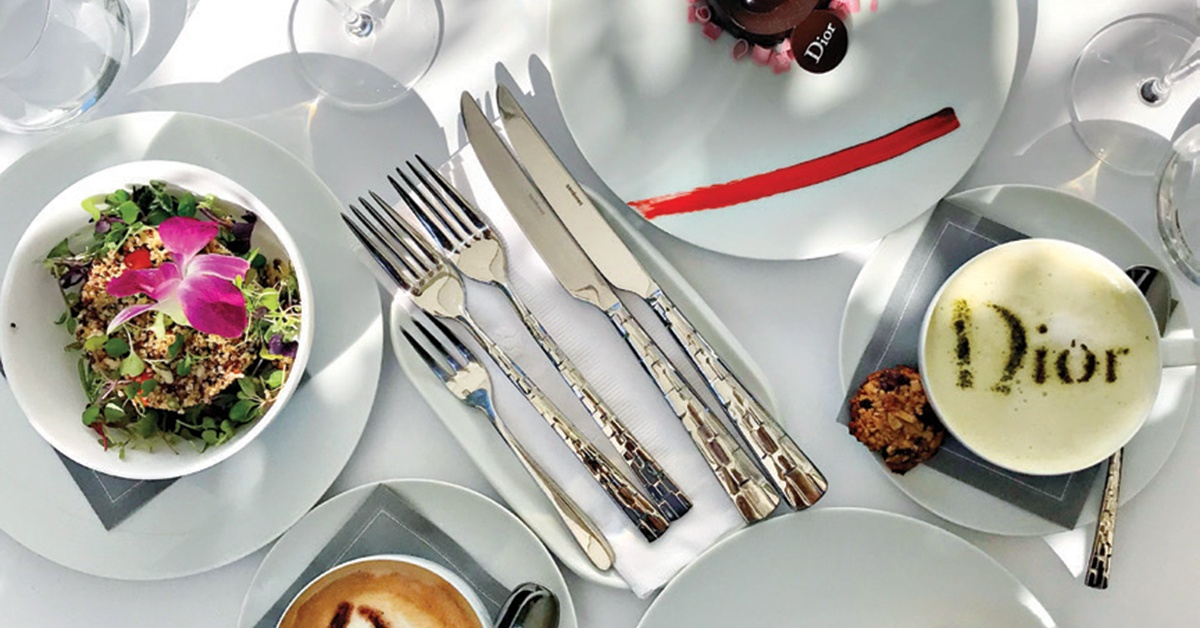Dior Café is coming to Singapore: Here's what to expect from the pop-up restaurant