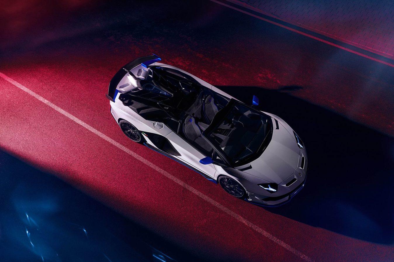 全球僅10台!藍寶堅尼Aventador SVJ Xago特仕款大牛,不只限量還能線上客製化