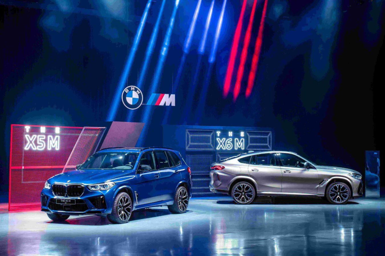 全新世代 BMW X5 M  鼓譟跑魂的豪華運動休旅車 Performance In Its Prime
