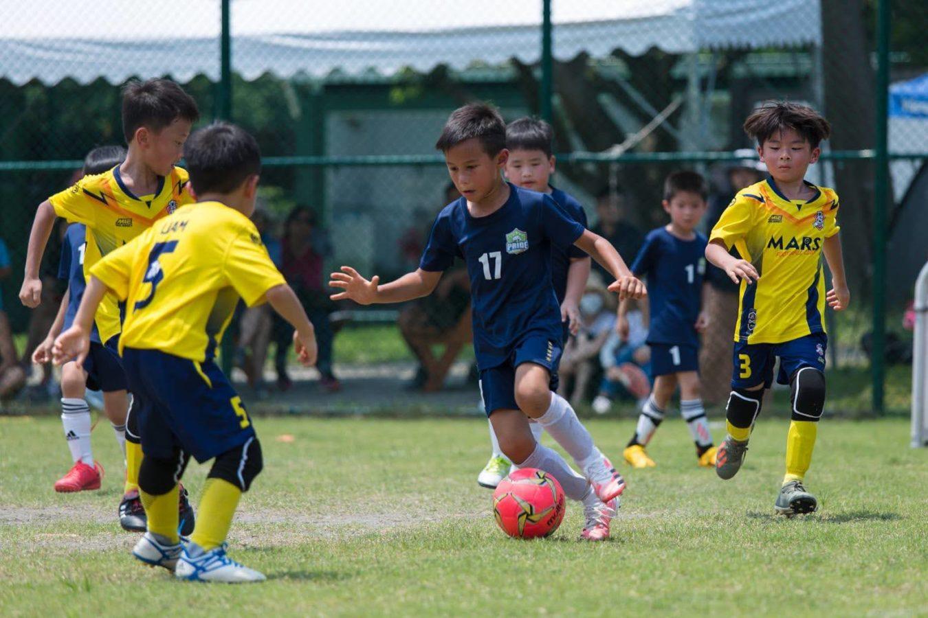 【新生的喜悅】足球最適合從小開始 A Great Leap For Kids
