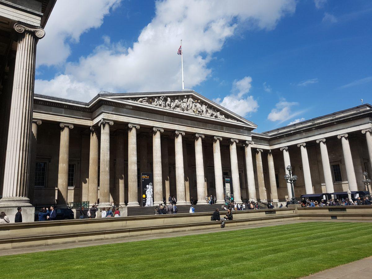 《策展藝思》 大英博物館,好有藝術「財」!