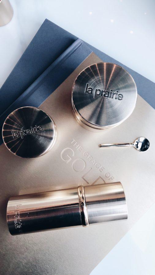 La Prairie 萊珀妮全新「極緻金燦系列」改變奢華定義