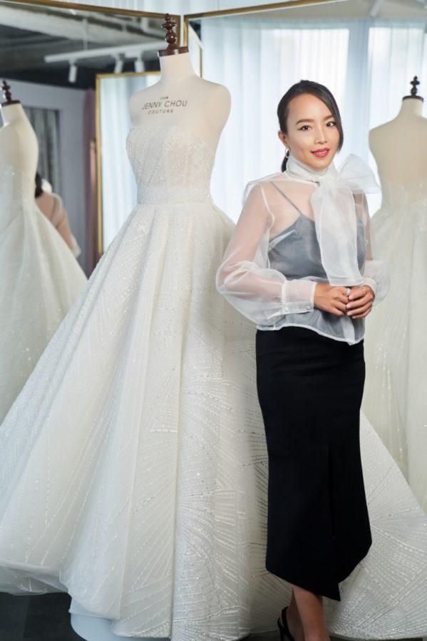 幸福裁縫師 TAILOR OF  HAPPINESS|頂級訂製婚紗 Jenny Chou