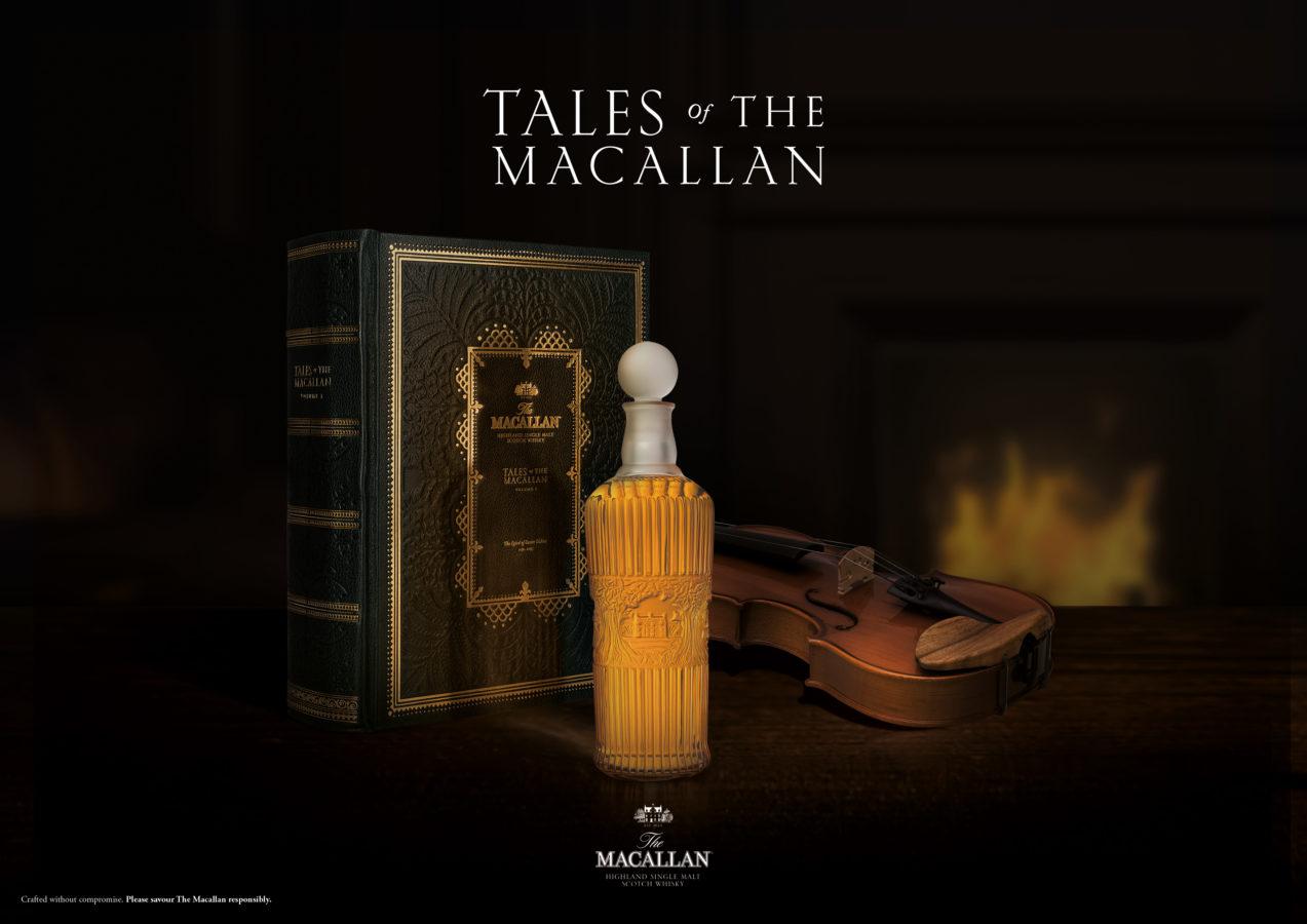 致敬悠久非凡的威士忌釀造傳奇 Tales of The Macallan Volume 1