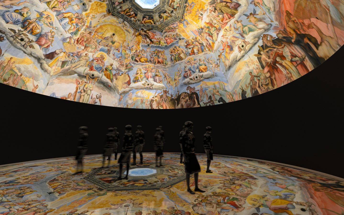 全球首展X經典重現,藝術大展「會動的文藝復興」