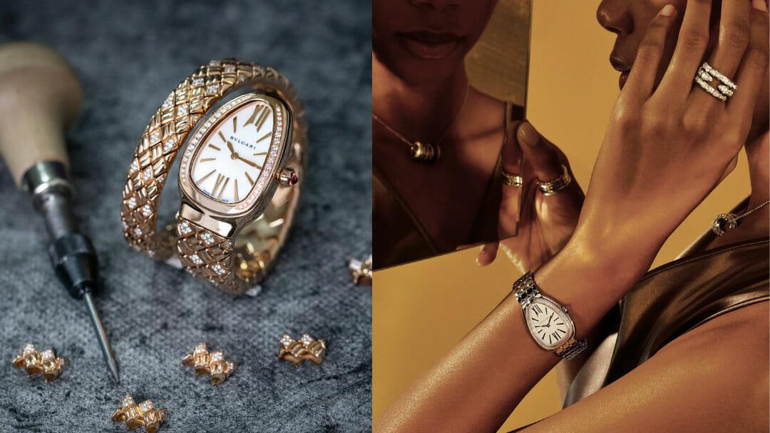 製錶工藝X義大利美學設計,2021 年度寶格麗新款腕錶抵台