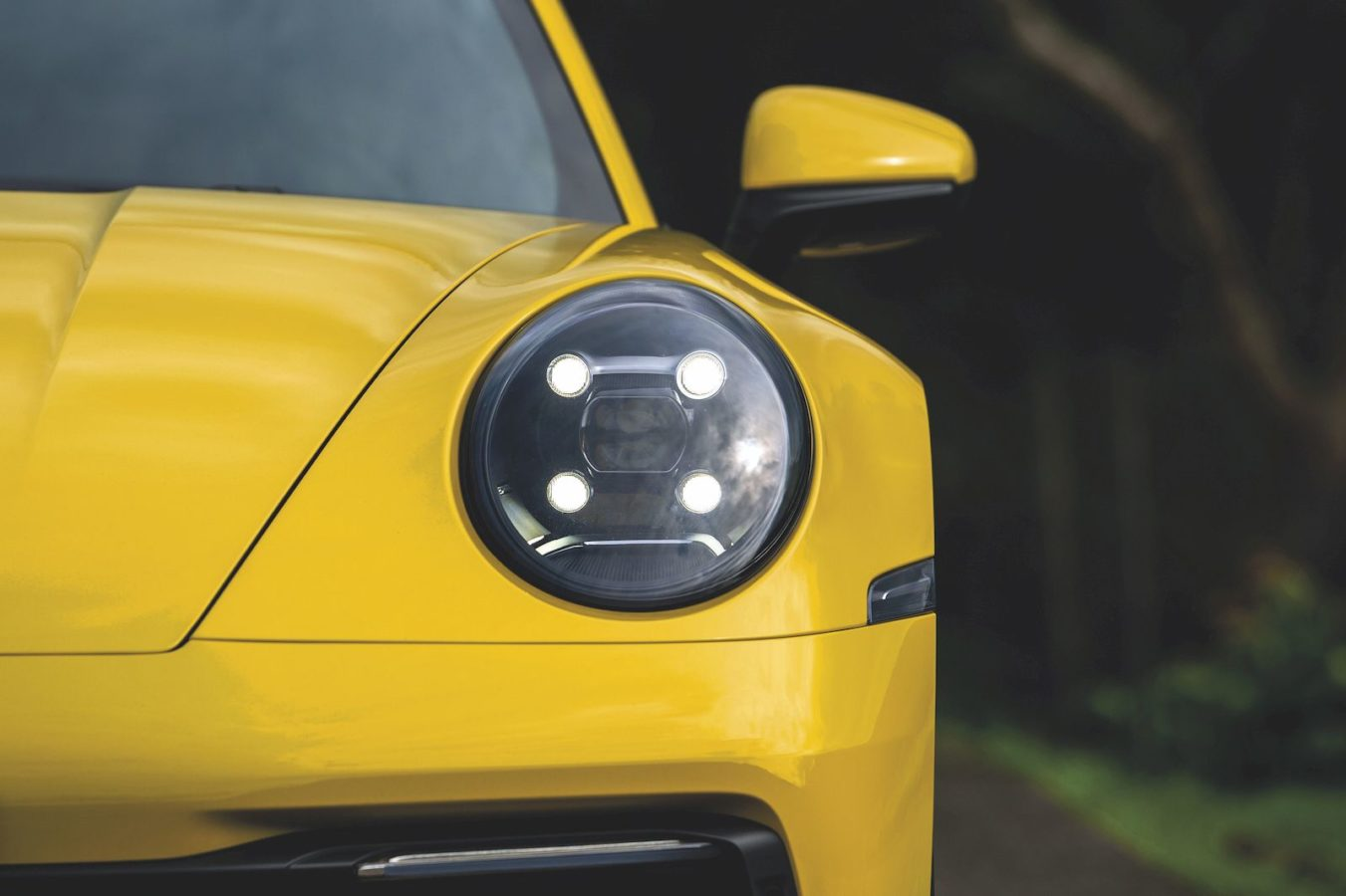 What it Feels Like in the Driver Seat of the Porsche 911 Carrera 4S