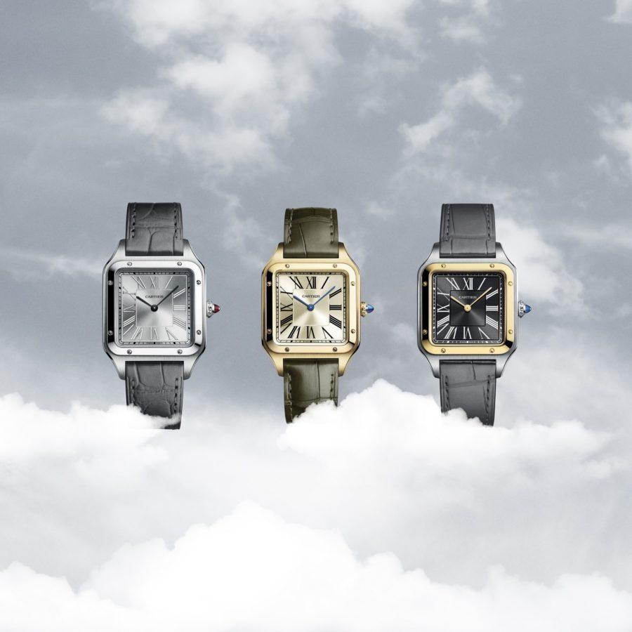 Cartier's Santos-Dumont limited editions