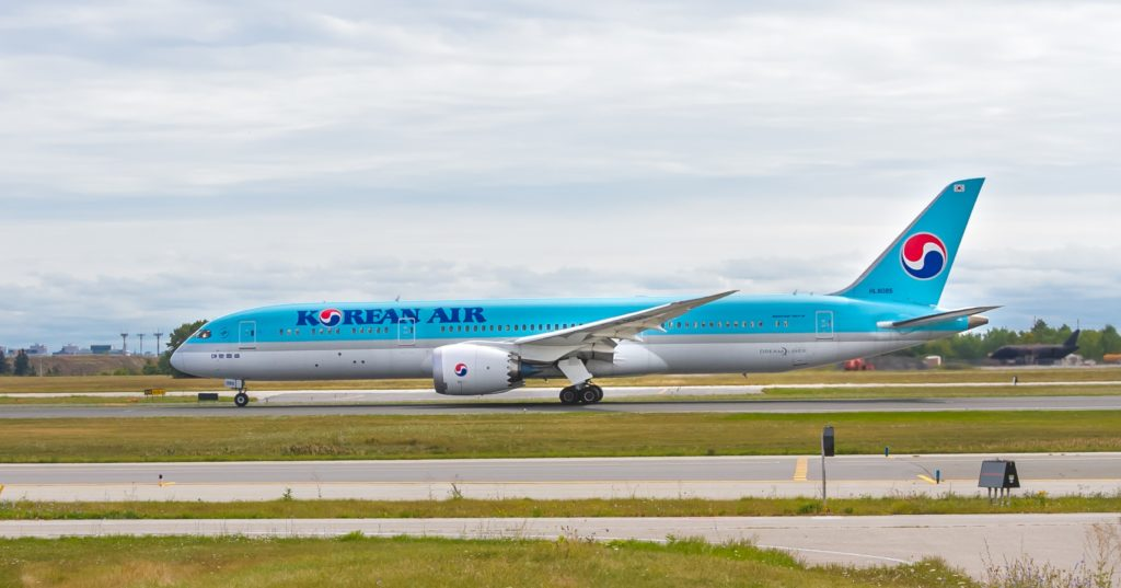 Korean Air. [Image: Ethan McArthur/ Unsplash]