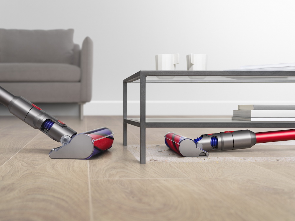 Dyson Has Just Released its Lightest Vacuum Cleaner, the Dyson V8 Slim