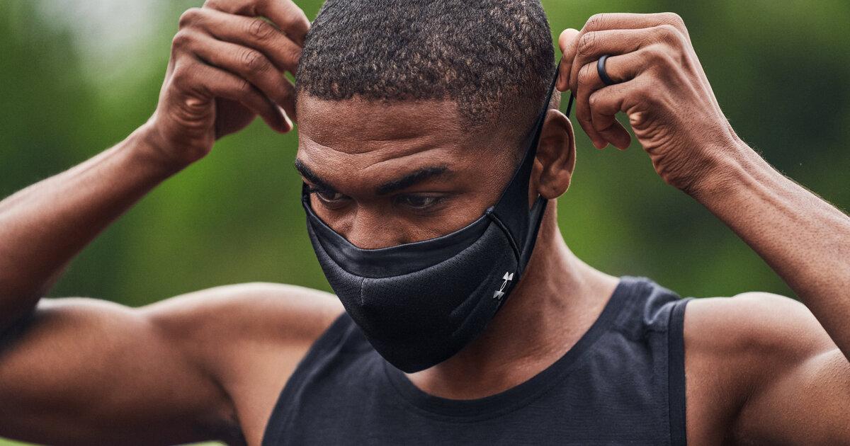 Under Armour Has Created A Face Mask
