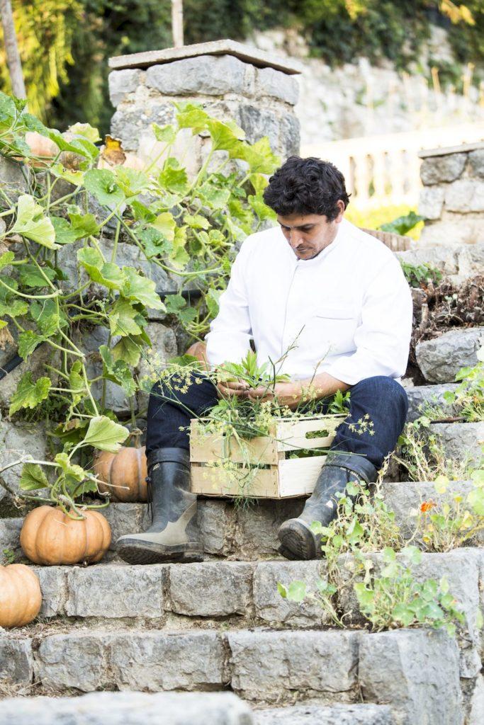 chef Mauro Colagreco