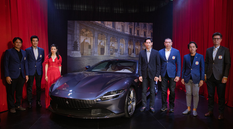 Cavallino Motors Unveils the Fabulous New Ferrari Roma V8