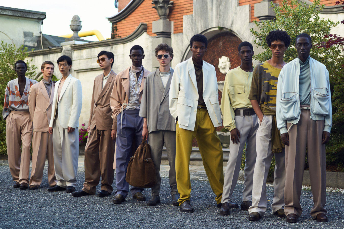 Here are the best 7 looks from Ermenegildo Zegna XXX's Summer Collection