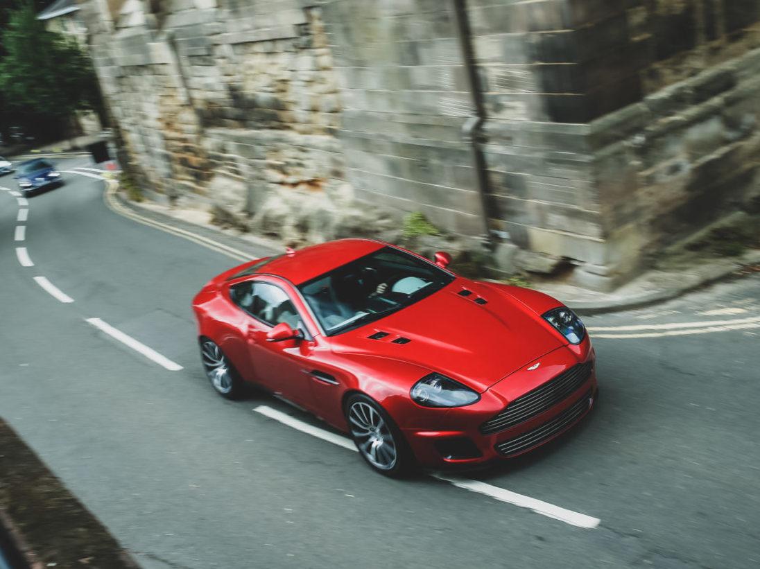 Prestige Motors: Inside the Limited Edition Aston Martin Callum Vanquish 25