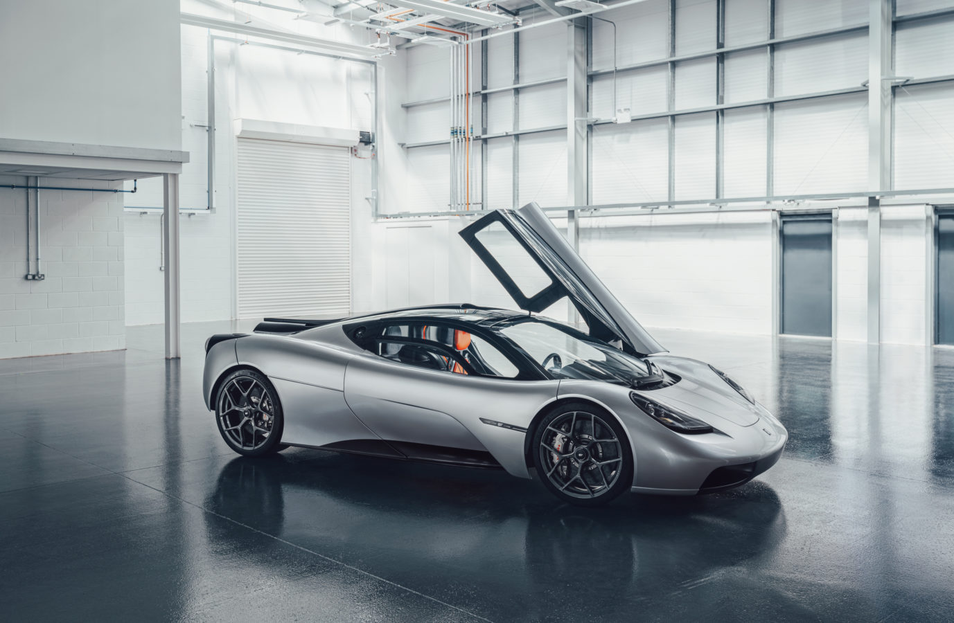 The Greatest Supercar Ever Made Gets a Re-Boot with the New Gordon Murray T50