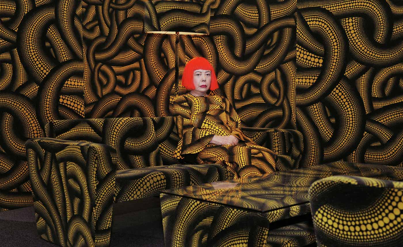 Arty Facts: Connecting the Dots with Yayoi Kusama