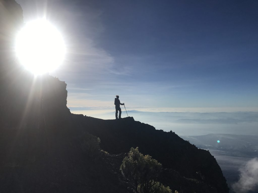 Pantila Debhakam best adventure trips: Rinjani, Indonesia