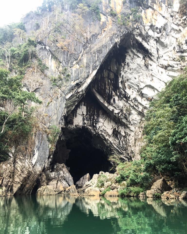 Pantila Debhakam best adventure trips: Xe Bang Fai, Laos