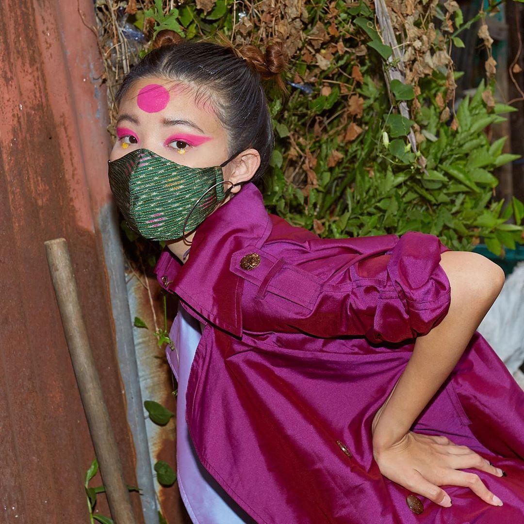 Lalaloveworld Silk Face Masks