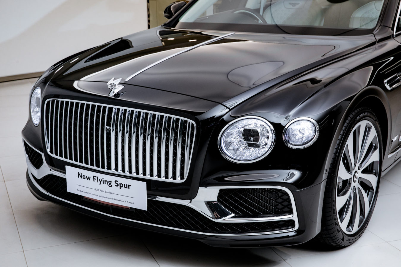 REGISTER NOW for a Free Test-Drive of The All-New Bentley Flying Spur