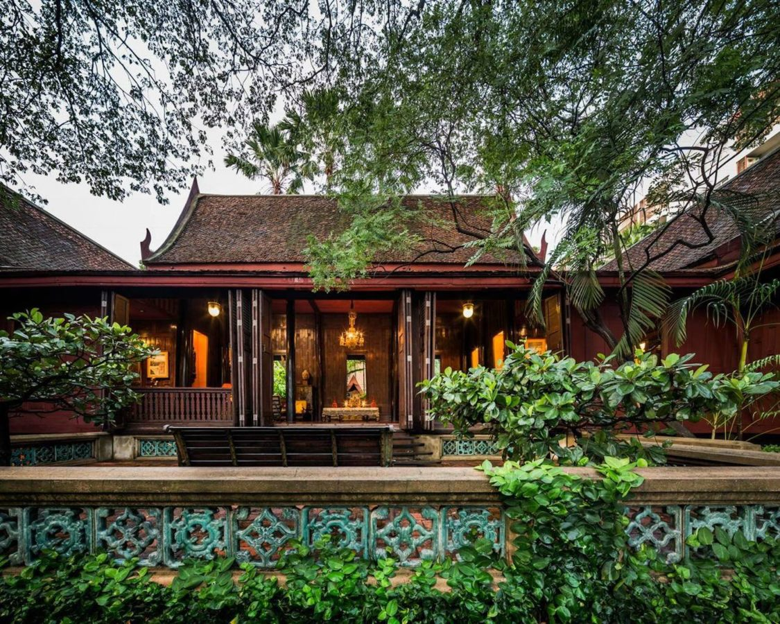 A mini-festival at Jim Thompson House Museum, organized by the team behind Wonderfruit.