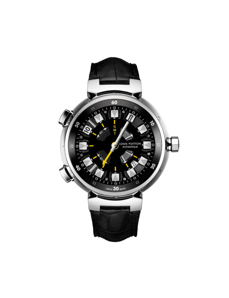 2009: Tambour Spin Time Men, louis vuitton watches