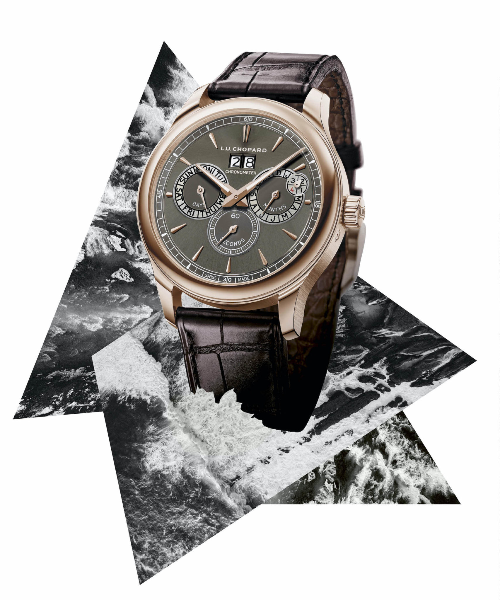 full calendar watches