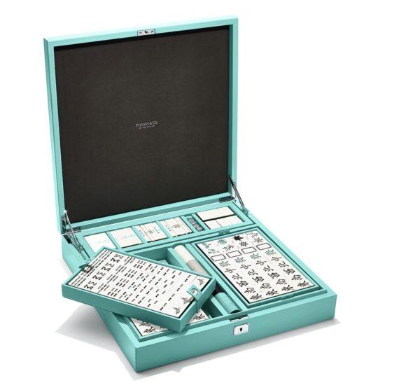 Tiffany & Co. Mahjong Set
