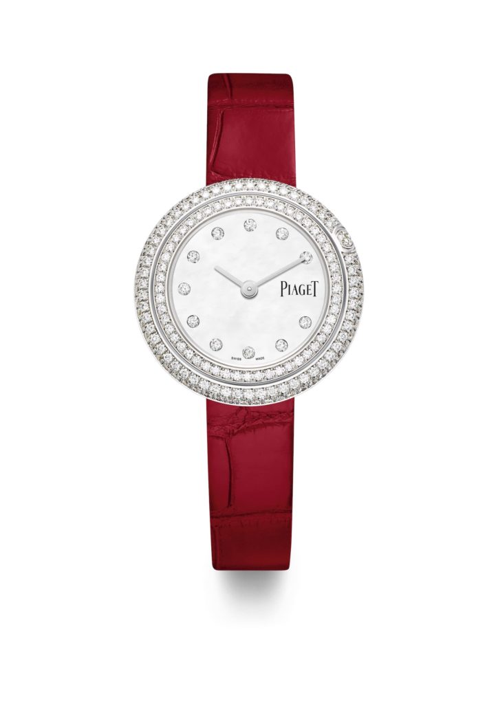 Piaget Red Watches