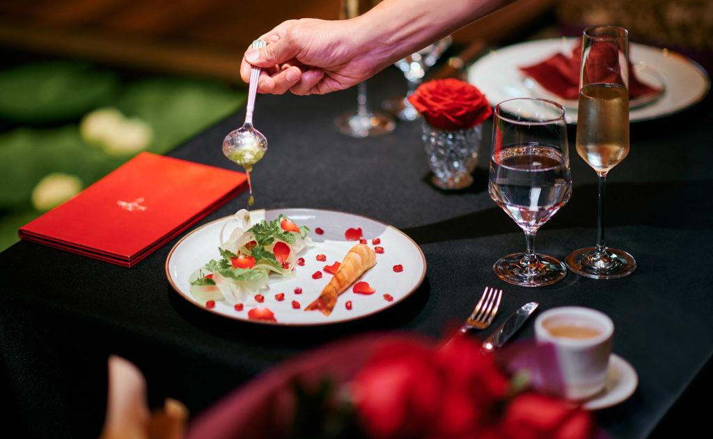 Sra Bua by Kiin Kiin Valentine's Dinner
