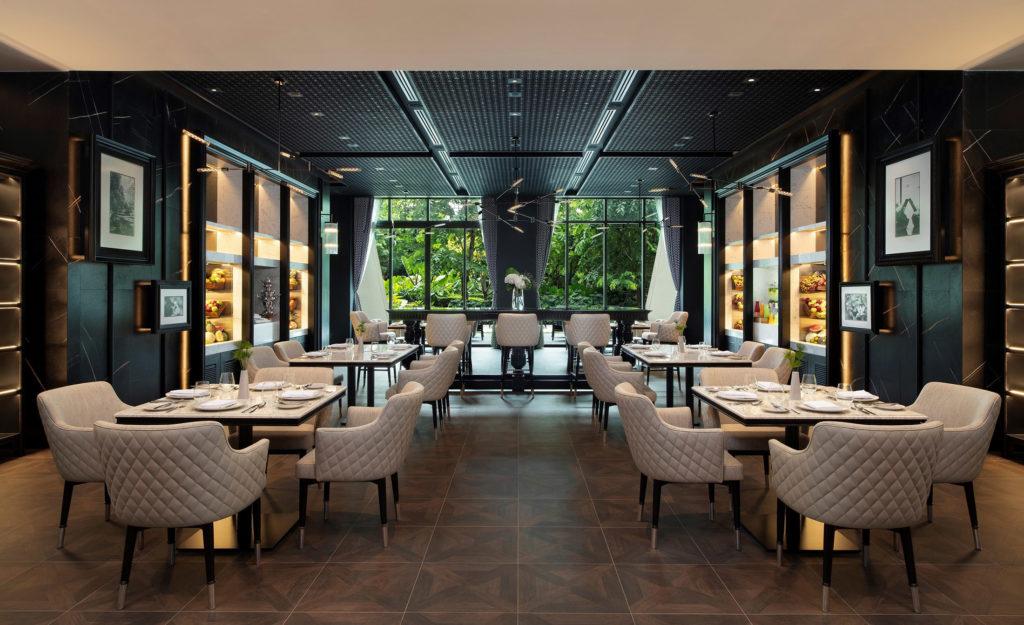 Sindhorn Kempinski - Flourish restaurant