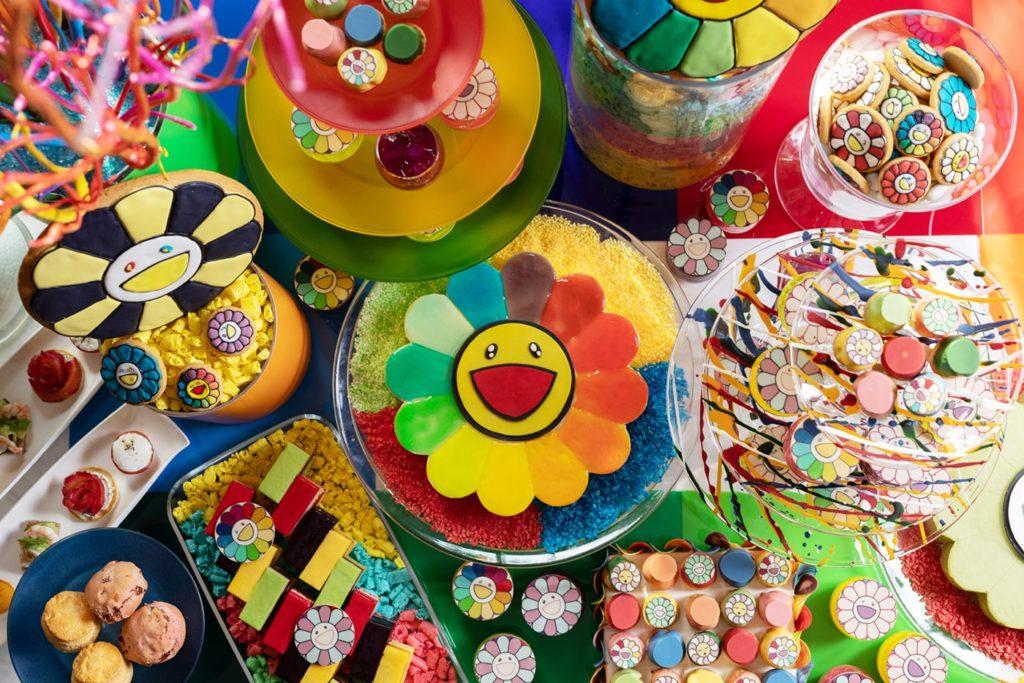 murakami flower sweets