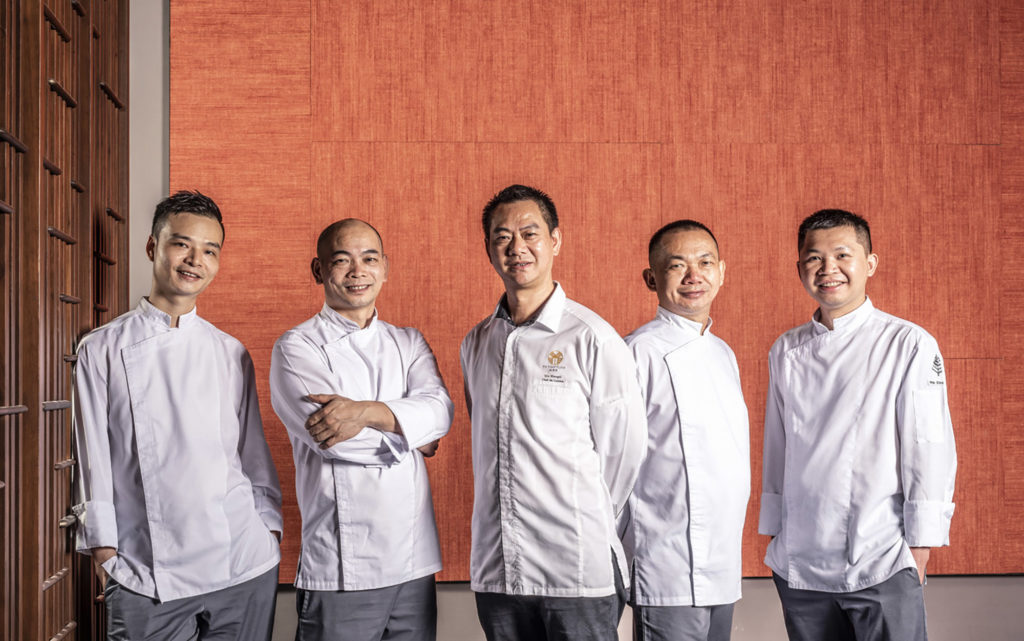 Yu Ting Yuan - Expert Chefs