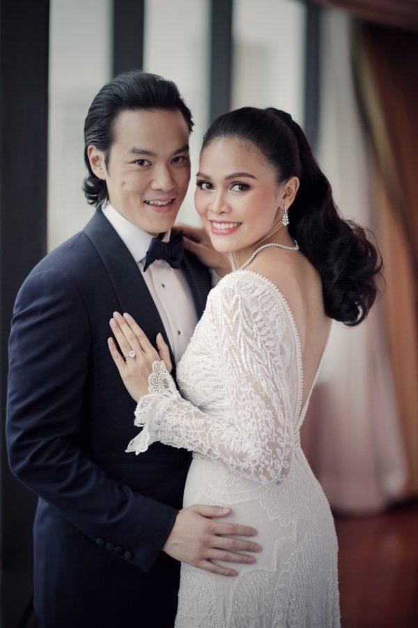 Love in the Age of Social Distancing: Namtip Thaugsuban and Nicholas Ho