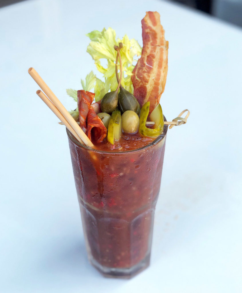 Mickey's - Bloody Mary supreme