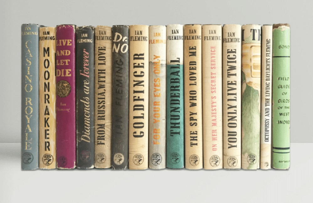 First Editions of Books By J.K. Rowling, Shakespeare and Lewis Carroll