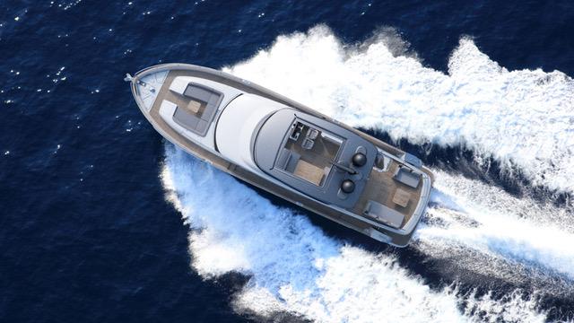 Azimut Yachts Magellano 66