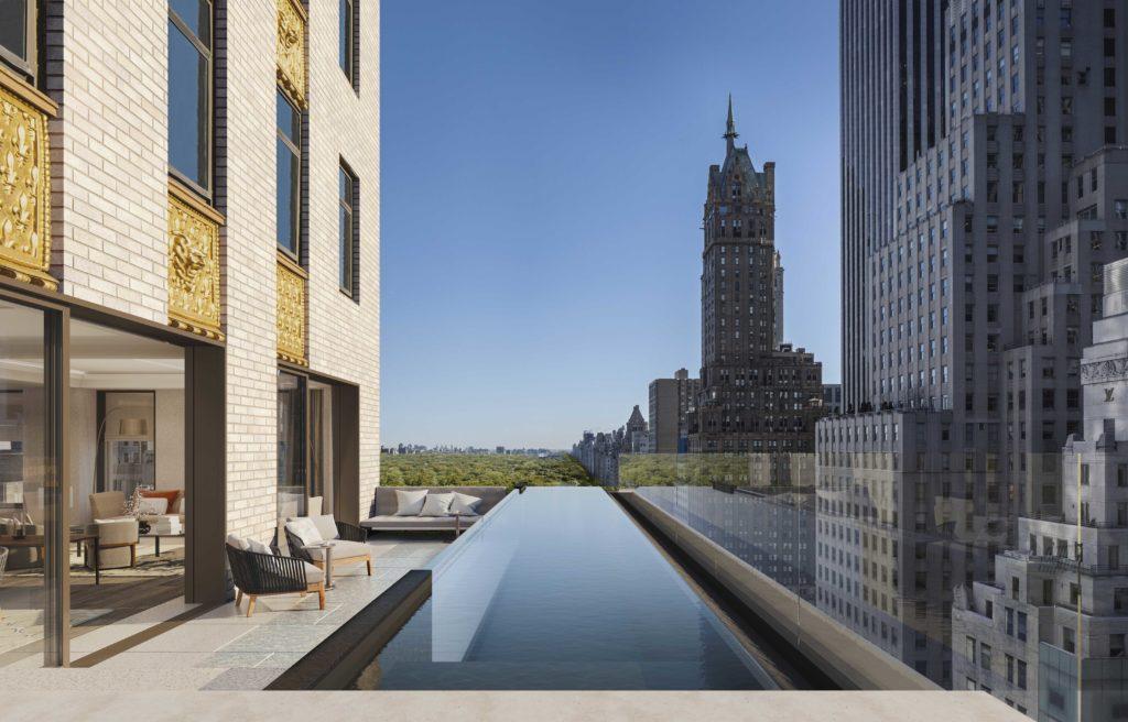 luxury residence aman new york