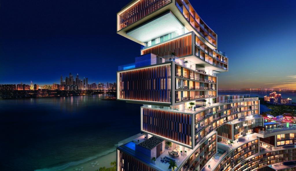 dubai luxury residence