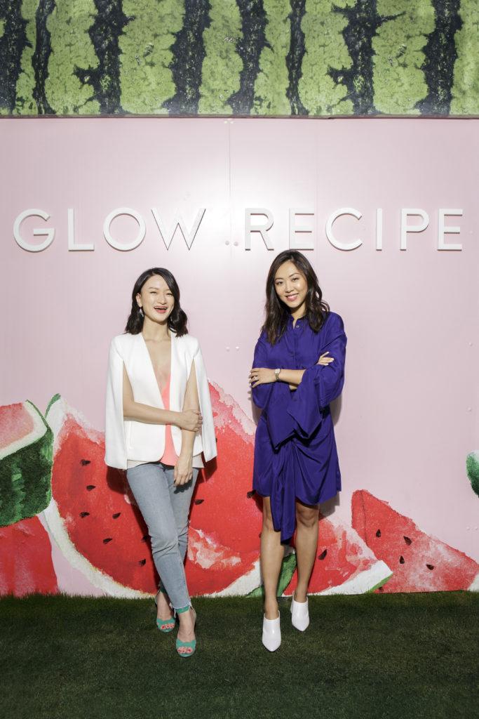 glow recipe sarah and christine