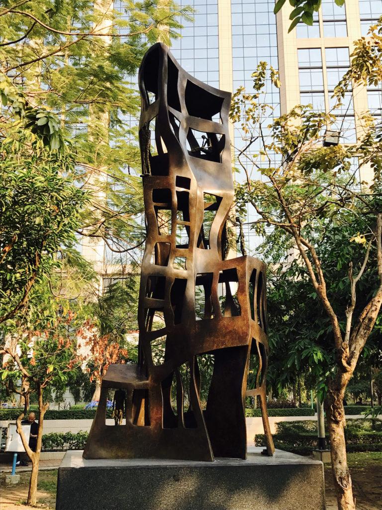 Ville fantastique II in Benjasiri Park