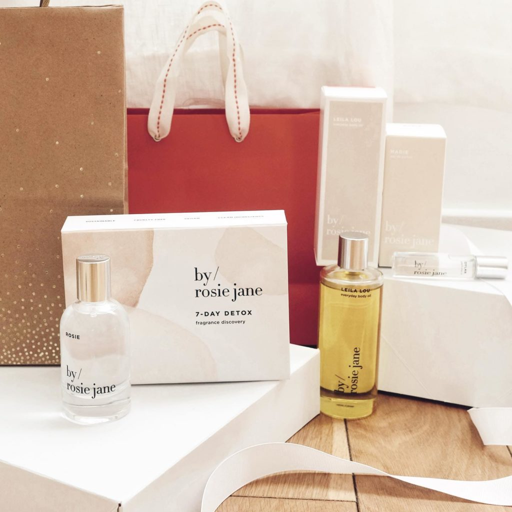 ethical fragrance by rosiejane