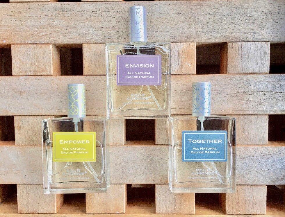 ethical fragrance pour le monde