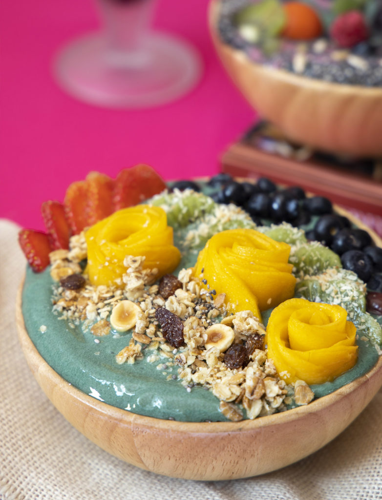 In The Pink - Smoothie bowls