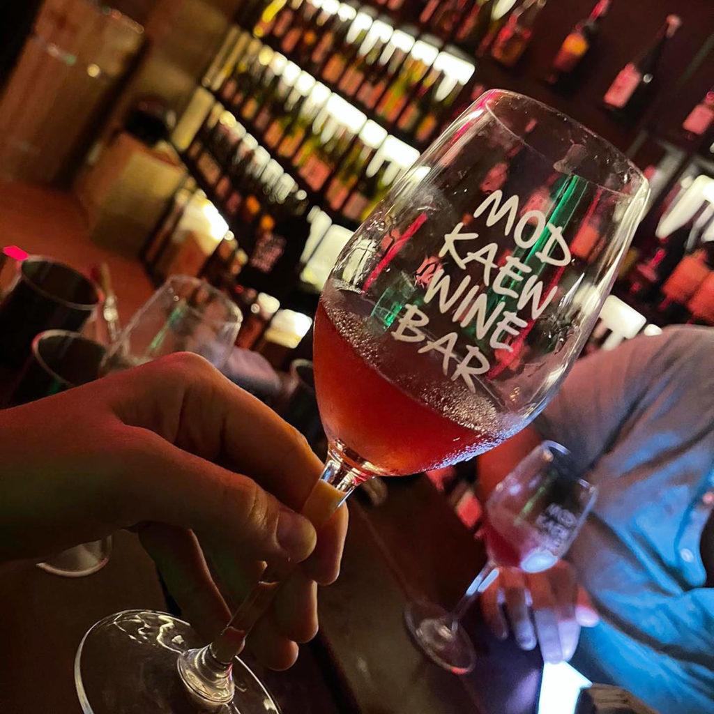 Mod Kaew Wine Bar