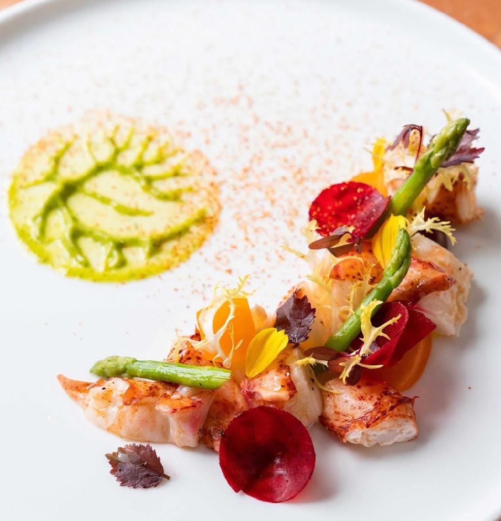 Conti - Lobster salad