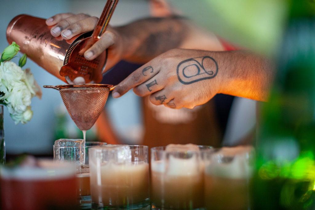 Off Menu Food Festival - Top mixologists