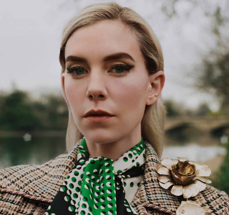 Actress Vanessa Kirby