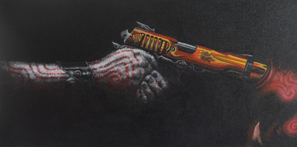 Kill Giant by Surachet Prueksawunprasut